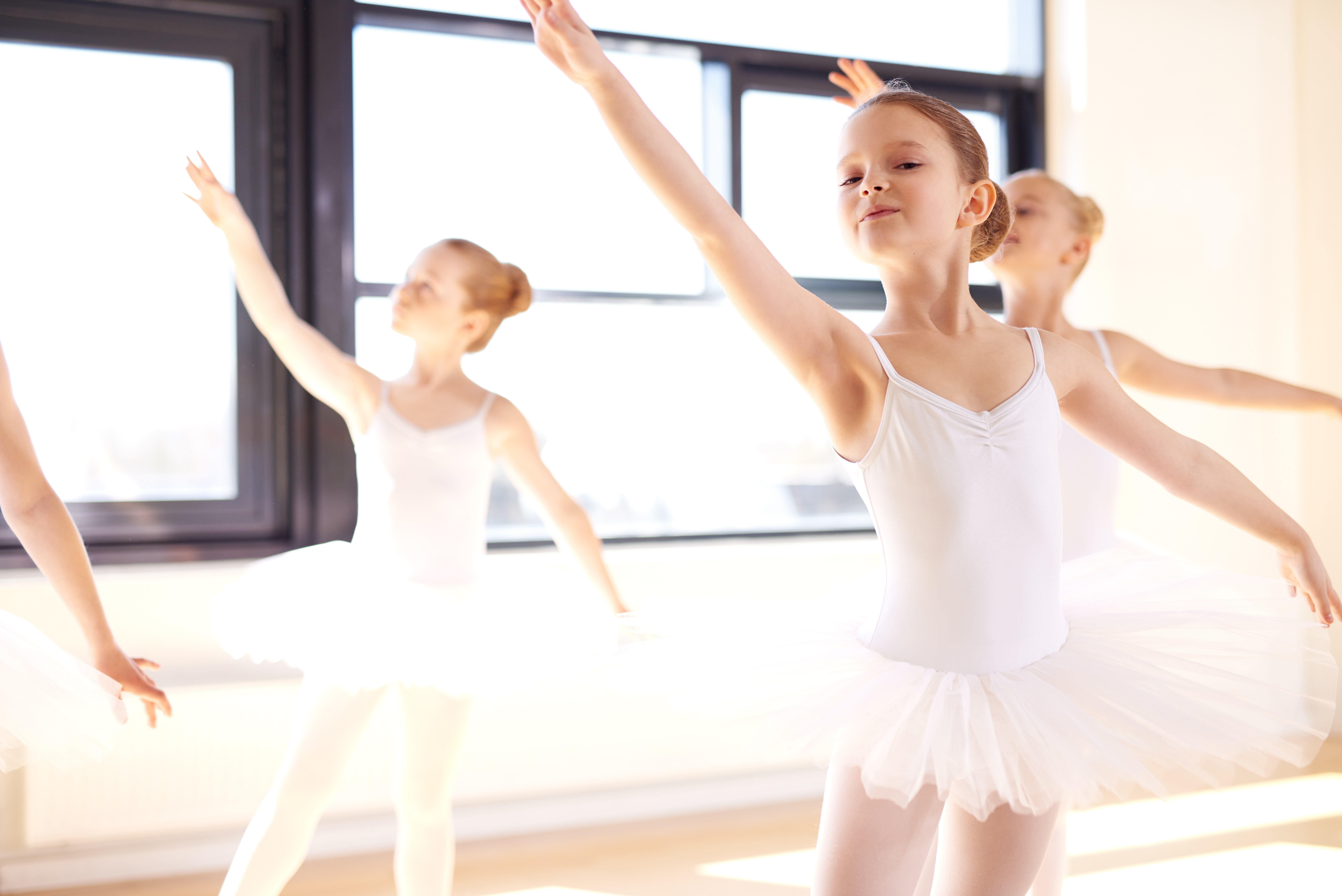 how to start ballet at home